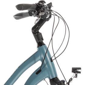 Cube Town Sport Hybrid Pro 400 trapeze, blue'n'black